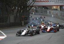 Formel 2: Formel 2 und Formel 3: Neuer Punkteschlüssel für Saison 2022