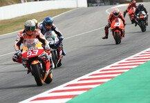 MotoGP: Streit um Bummelei: Zweierlei Maß bei MotoGP und Moto3?