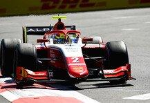 Formel 2: Formel 2 Sotschi Hauptrennen: Piastri gewinnt, Beckmann punktet