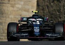 Formel 1: Formel 1: Aston Martin hält trotz Flaute am WM-Fahrplan fest