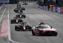 Formel 1: Formel-1-Rennleitung nach Baku-Unfällen in der Kritik: Ein Witz