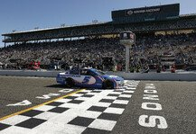 NASCAR: NASCAR 2021 Sonoma: Larson holt souverän 3. Saisonsieg