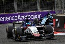 Formel 2: Formel 2: David Beckmann fährt sein zweites Podestergebnis ein