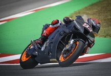 MotoGP: Marc Marquez nach 87 Testrunden: Wichtiger Tag für die Zukunft