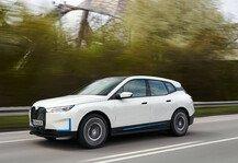 Auto: BMW iX: Zwei neue Elektro-SUV als Schritt zum autonomen Fahren