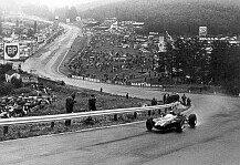 Formel 1: Formel 1 heute vor 55 Jahren: Weltuntergang in Spa
