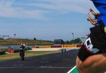 Superbike WSBK: Domi Aegerter gewinnt beide Rennen in Misano