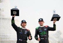 IMSA: IMSA: GRT Grasser Racing Team feiert Podium in Detroit