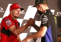 MotoGP: MotoGP: Verbaler Schlagabtausch zwischen Quartararo und Miller