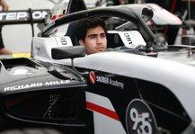 Formel 3: Formel 3: Correa wird Teil des Sauber-Nachwuchsprogramms