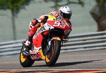 MotoGP: MotoGP - Sachsenring: Alle Stimmen zum Marquez-Triumph
