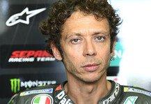 MotoGP: Valentino Rossi: Unwahrscheinlich, dass ich 2022 MotoGP fahre