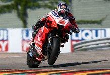 MotoGP: MotoGP Sachsenring: Alle Stimmen zum Chaos-Qualifying