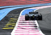 Formel 1: Formel 1 Frankreich, Kerbs zerstören Autos: Teams rebellieren