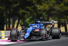 Formel 1: Formel 1, Alpine beim Heim-Grand-Prix plötzlich wieder zurück