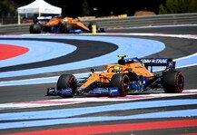 Formel 1: Formel 1, Benzinmangel: Norris entkommt Qualifying-Fiasko