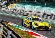 DTM: DTM Monza: Mercedes-Rookie trotz Eichhörnchen-Vorfall auf Pole