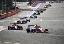 Formel 3: Formel 3, Frankreich: David Schumacher vergibt Chance auf Punkt