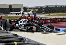 Formel 1: Formel 1, Marko-Frust nach Tsunoda-Crash: Beweist Sturheit