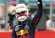 Formel 1: Formel 1 LIVE aus Frankreich: Stimmen zur Verstappen-Pole
