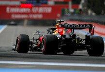 Formel 1: Favoritencheck: Red Bull zerlegt Mercedes auf den Geraden