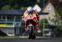 MotoGP: MotoGP: Marc Marquez holt Comeback-Sieg am Sachsenring