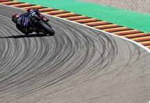 MotoGP: MotoGP Sachsenring: Fabio Quartararo führt Warm-Up an