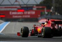 Formel 1: Formel 1, Ferrari erlebt Debakel: Null Punkte und überrundet