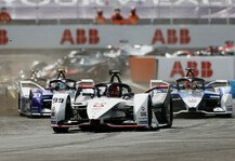Formel E: Formel E: Wehrlein verliert Sieg nach Porsche-Disqualifikation