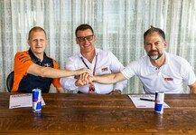MotoGP: MotoGP: KTM und Ajo verlängern Partnerschaft bis 2026