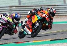 Moto3: Moto3: Super-Rookie Pedro Acosta siegt auch am Sachsenring