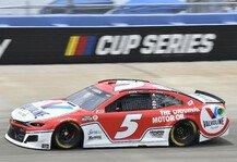 NASCAR: NASCAR 2021 Nashville: King Larson siegt zum 3. Mal in Folge