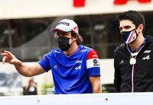 Formel 1: Formel 1 - Trendwende bei Alpine: Fernando Alonso die Nummer 1?