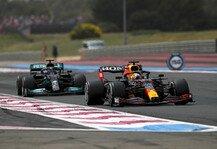 Formel 1: Formel 1 Frankreich: Verstappen siegt in Showdown über Hamilton