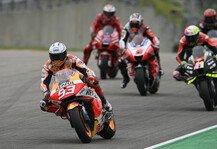 MotoGP: MotoGP-Analyse: Marc Marquez wieder ganz der Alte?