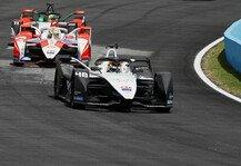 Formel E: Formel E, Puebla ePrix Ticker: Wehrleins Platz zwei in Gefahr