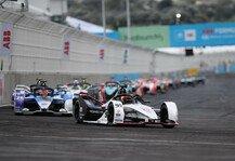 Formel E: Formel E: Wehrlein verpasst Sieg-Revanche in Puebla