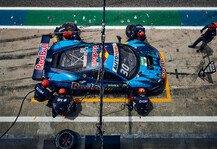 DTM: DTM: Wie Ferrari-Team AF Corse beim Boxenstopp brilliert