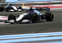Formel 1: Formel 1, Russell brilliert: Bestes Williams-Rennen unbelohnt