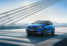 Auto: Opel Grandland X erhält mit Facelift neuen Namen