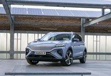 Auto: MG feiert mit dem Marvel R Electric sein Europa-Comeback