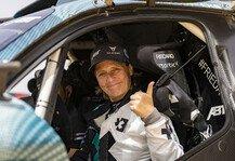 Rallye: Extreme E: Jutta Kleinschmidt ersetzt Claudia Hürtgen bei Abt