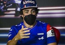 Formel 1: Fernando Alonso freut sich auf Spielberg-Regen: Ich brauche das