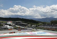 Formel 1: Formel 1 LIVE aus Spielberg: Regen droht für 2. Training
