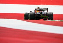 Formel 1: Formel 1 Österreich I, 1. Training: Verstappen dominiert