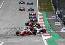 Formel 3: Formel 3 Ungarn 2021: Alle News & Ergebnisse im Ticker