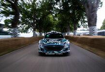 WRC: Ford präsentiert in Goodwood neuen WRC-Boliden Puma