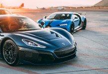 Auto: Tradition trifft moderne: Bugatti & Rimac gründen Joint Venture