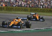 Formel 1: Formel 1, McLaren will um Titel kämpfen: Keine Ausreden ab 2024