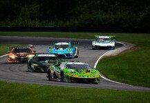 IMSA: IMSA: Unwetter stoppt GRT Grasser Racing im Lime Rock Park